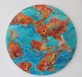 'Swimmingly'