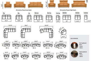 stressless-pause-sectional-options