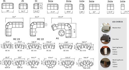 Arion-Sectional-options