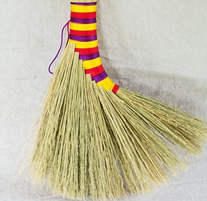 Hens Wing Whisk Broom