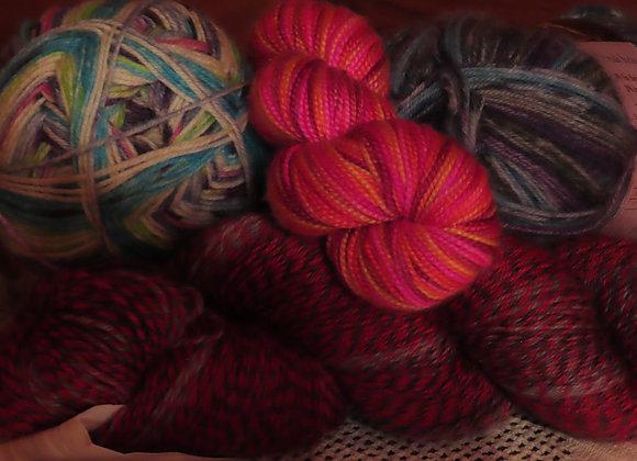 Mixed Sock Yarn