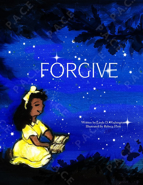 """""""FORGIVE""""  Book 4   (Available in English and Spanish)"""