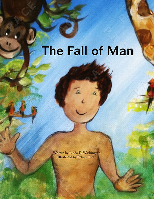 """""""THE FALL OF MAN"""" Book 2 (Available in English & Spanish)"""