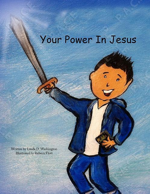 """YOUR POWER IN JESUS"" Book 5"