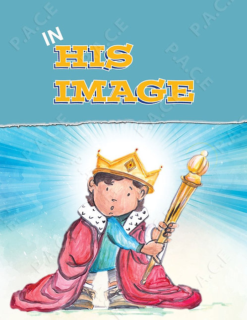 """""""IN HIS IMAGE"""""""