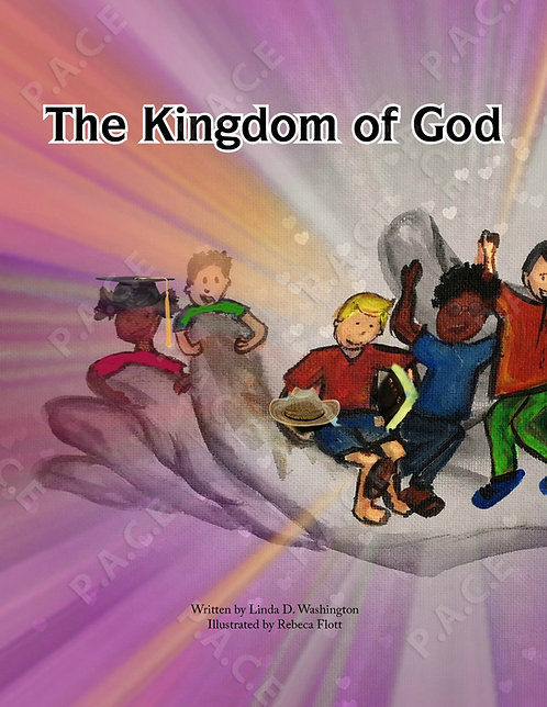 """THE KINGDOM OF GOD"" Book 6 (Available in English and Spanish)"