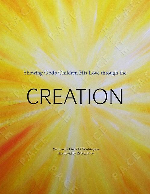 """CREATION""  Book 1"