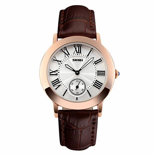 SKMEI Reloj 1083 – Cuero Café