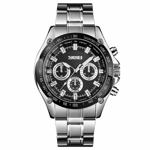 SKMEI Reloj 1366 – Plateado