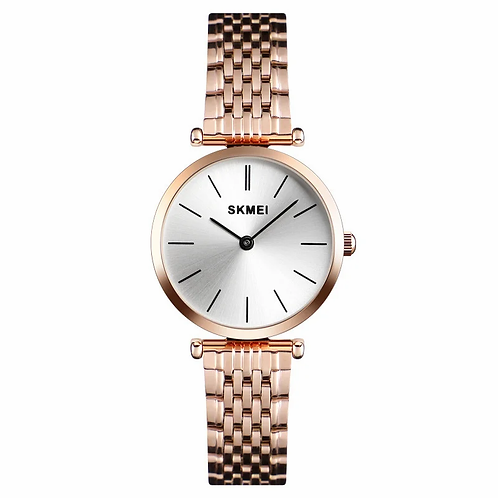 SKMEI Reloj 1458 - Oro Rosa