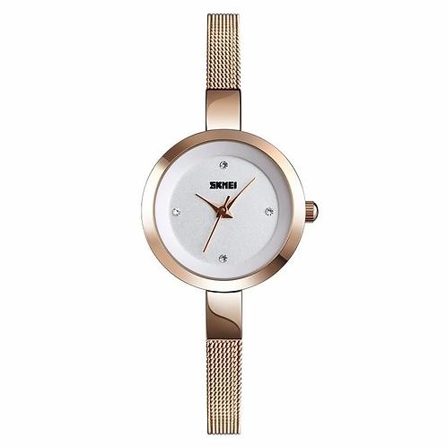 SKMEI Reloj 1390 – Oro Rosa