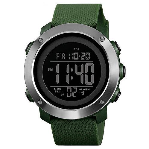 SKMEI Reloj 1435 - Verde Militar