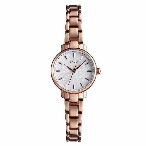 SKMEI Reloj 1410 – Oro Rosa