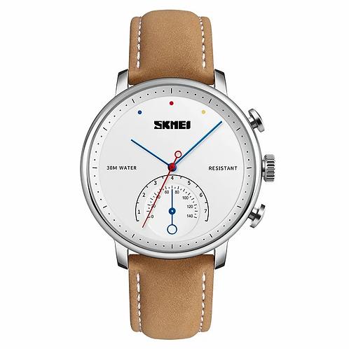SKMEI Reloj 1399 – Plata Marron