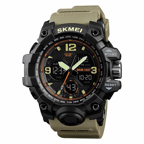 SKMEI Reloj 1327 – Khaki