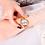 Thumbnail: SKMEI Reloj 1458 - Oro Rosa
