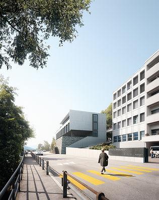 Istituto Miralago Architetti Bianchi Clerici Lugano