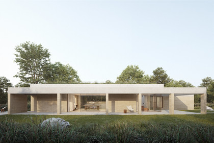 MAISON JOFFRE, SINGLE FAMILY HOUSE IN BORDEAUX, FRANCE