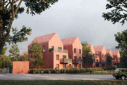 35 UNITS APARTMENT COMPLEX IN LOMME, FRANCE