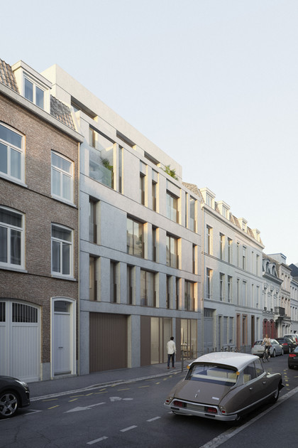 HOUSING AND DAYCARE CENTER IN LILLE, FRANCE