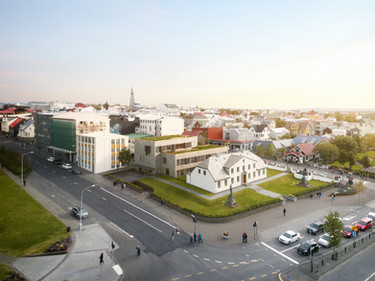 EXTENTION OF THE GOVERNMENT HOUSE IN REYKJAVÍK