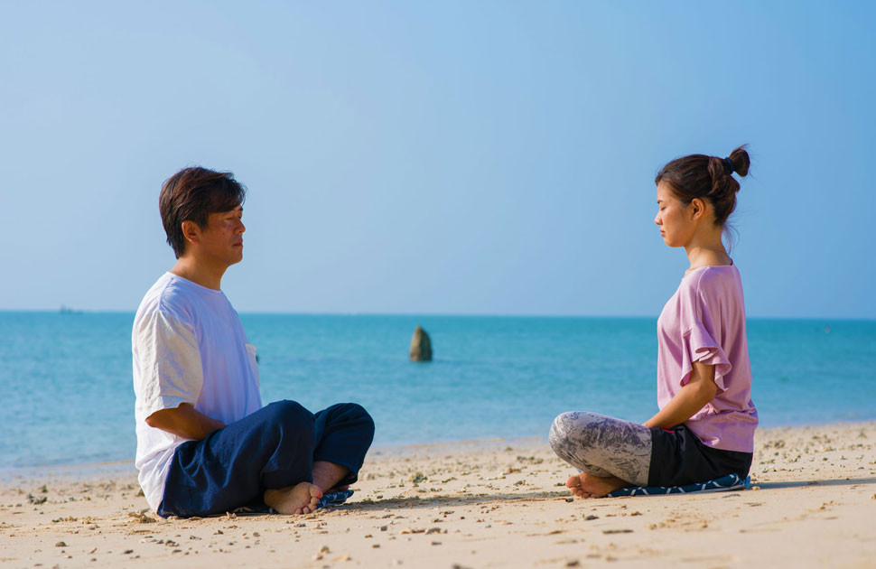 ヤハラヅカサ:琉球創世神が上陸したとされるビーチ