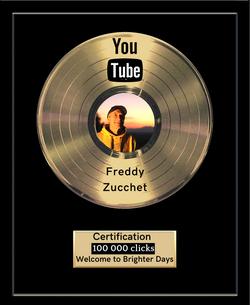 Certification 100 000 clicks