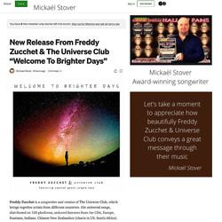 Mickaël Stover Blog