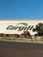 6 Cargill in Santarem US-Agrarkonzern Um