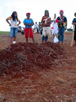 Die Ureinwohner trauern