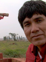 Ladio Veron von den Guaraní-Kaiowá