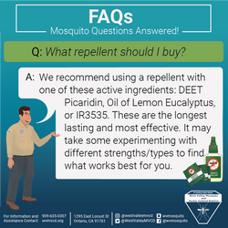 Repellent FAQ