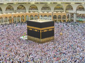 Muslims green up world's biggest pilgrimage