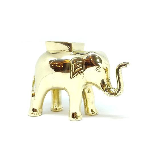 Golden Elephant with Howdah