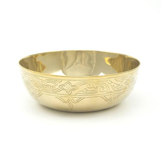 PolishedOriginal Thai Monk Bowl (Baat)