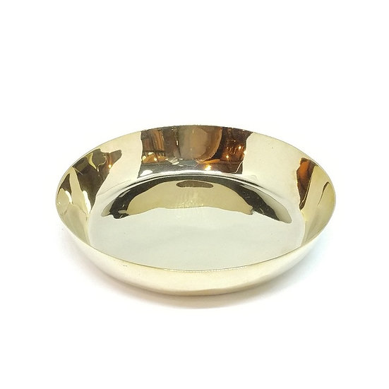Polished Bronze Ashtray