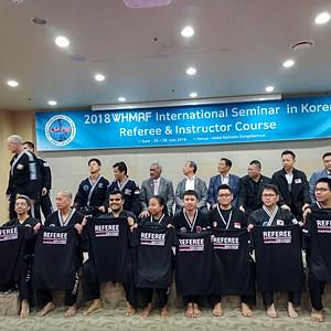 WHMAF INTERNATIONAL SEMINAR IN KOREA