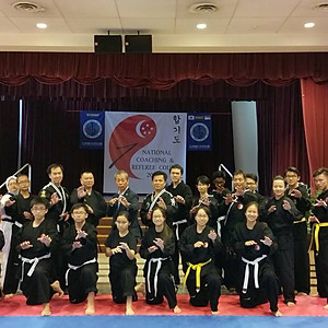 1st HAPKIDO COACHING & REFEREE COURSE