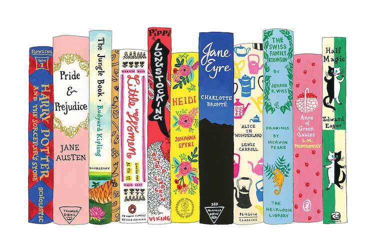 Lovely Classics - Canvas Print.jpg