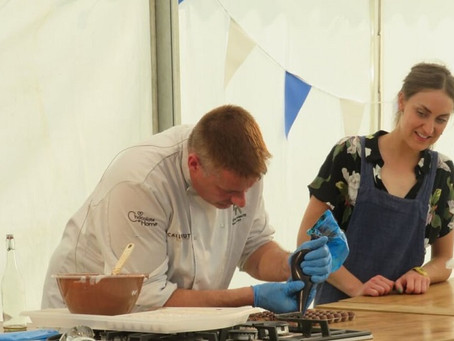 Cookery demos announced for Ilkley Food and Drink Festival