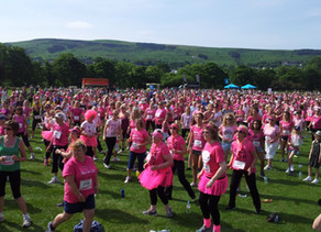 Race for Life back in Ilkley and open to men