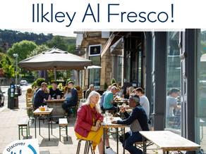 Ilkley Al Fresco from Monday