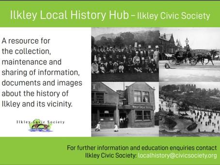 Ilkley Local History Hub to he held virtually