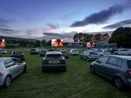 Drive in movies return to Ilkley