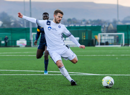 Ilkley Town AFC return to action