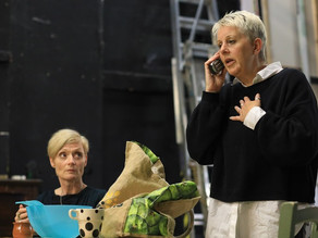 The productions keep coming at Ilkley Playhouse