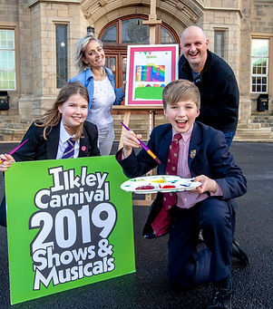 Ilkley Carnival creative launch
