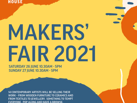 Courtyard Makers' Fair part of Ilkley Manor House re-opening