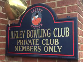 *Updated with result* Ilkley Bowling Club will vote later on allowing women to become full members