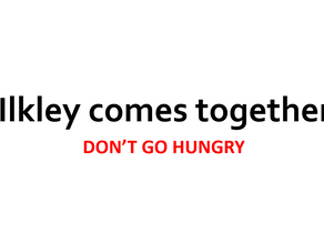 Ilkley comes together to make sure no one goes hungry